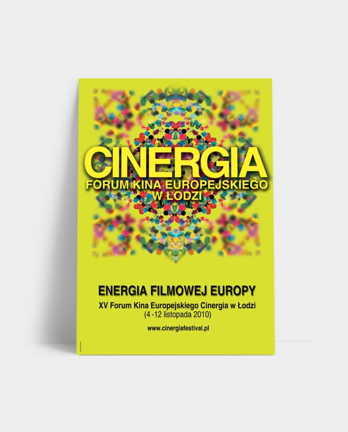 Katalog XV Festiwalu Forum Kina Europejskiego Cinergia