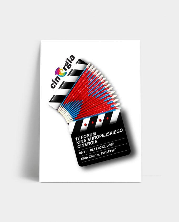 Katalog XVII Festiwalu Forum Kina Europejskiego Cinergia