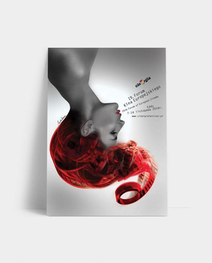 Katalog XIX Festiwalu Forum Kina Europejskiego Cinergia