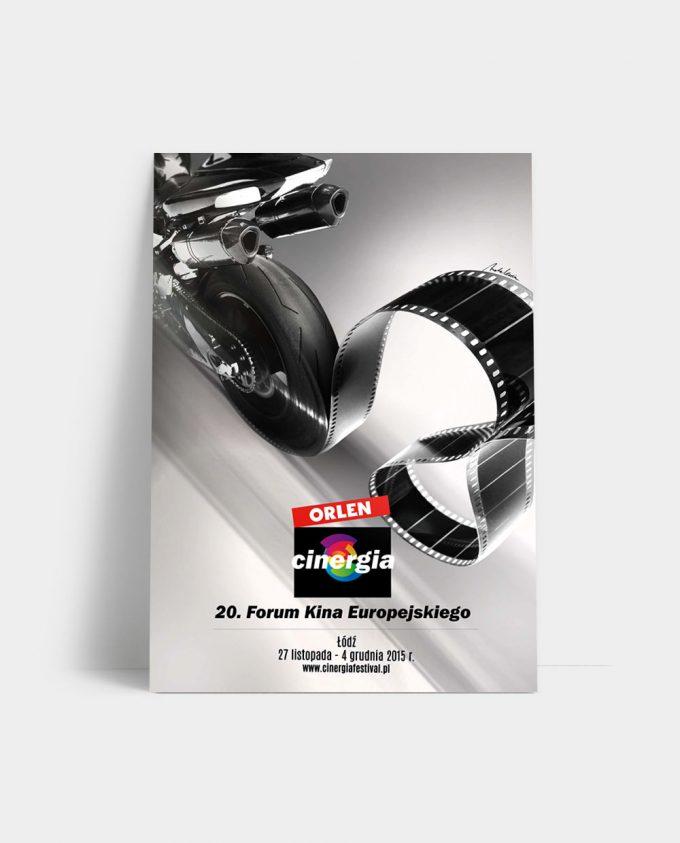 Katalog XX Festiwalu Forum Kina Europejskiego ORLEN Cinergia