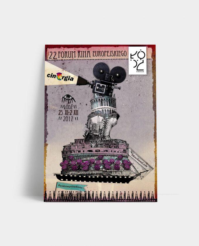 Katalog XXII Festiwalu Forum Kina Europejskiego ORLEN Cinergia