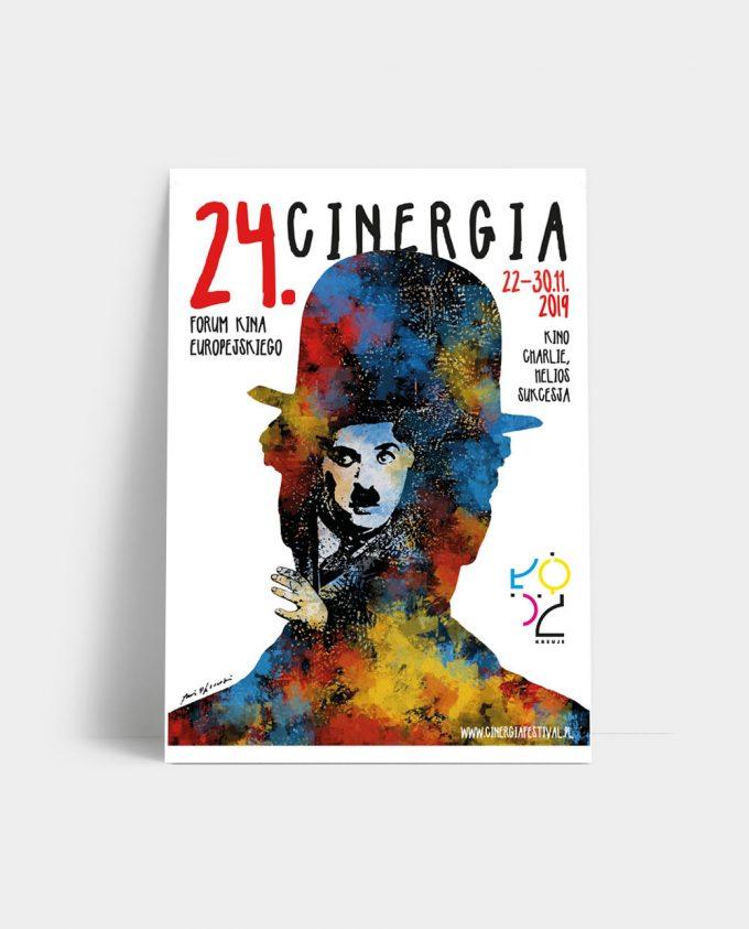 Katalog XXIV Festiwalu Forum Kina Europejskiego Cinergia