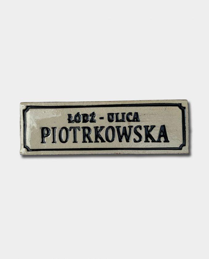 Magnes Łódź Ulica Piotrkowska