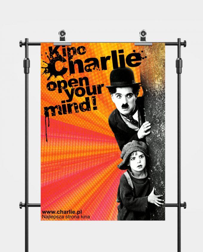 Plakat Kino Charlie