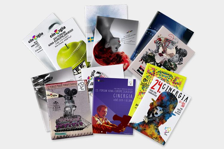 Katalogi Forum Kina Europejskiego Cinergia