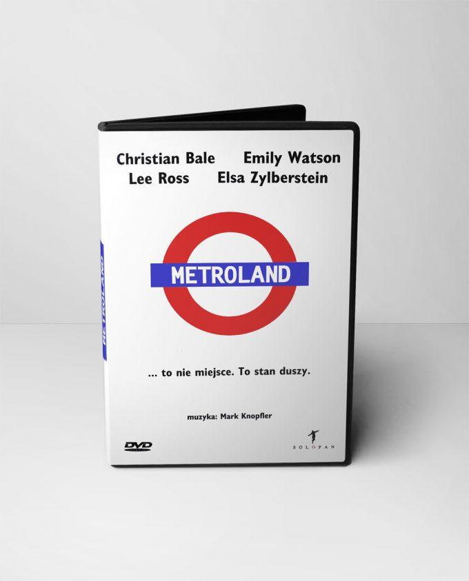 Metroland DVD