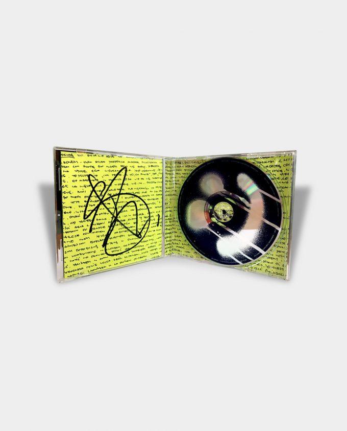 Sebastian Fabijański - Prymityw - CD z autografem